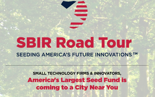 SBIR Road Tour Ad